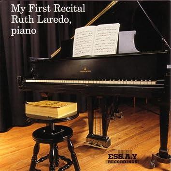 My First Recital