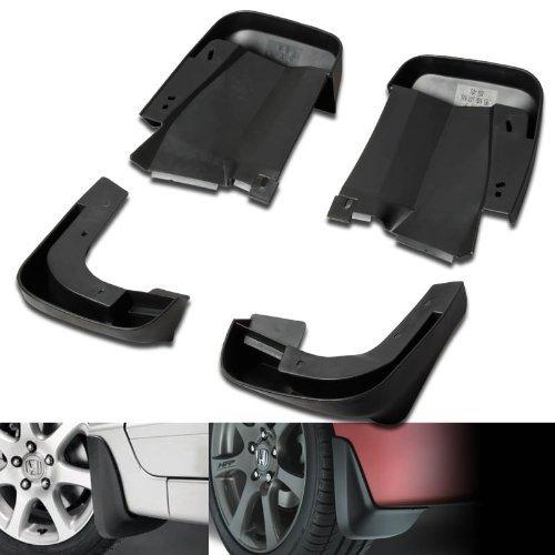 PULIps HDCV064OEMUG - OE Style Mud Guard Flap Set For Honda Civic Sedan 2006-2011
