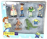Disney Toy Story PVC Play Set Collectible Figures Playset