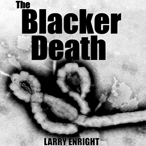 The Blacker Death audiobook cover art