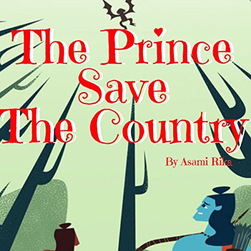 The Prince Save the Country audiobook cover art