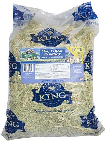 Alfalfa King - Heno de Avena y Cebada - 4,5 kg