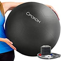 Save big on CPOKOH Yoga Exercise Ball