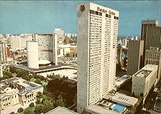 The Sheraton Centre Toronto, Ontario Canada Original Vintage Postcard