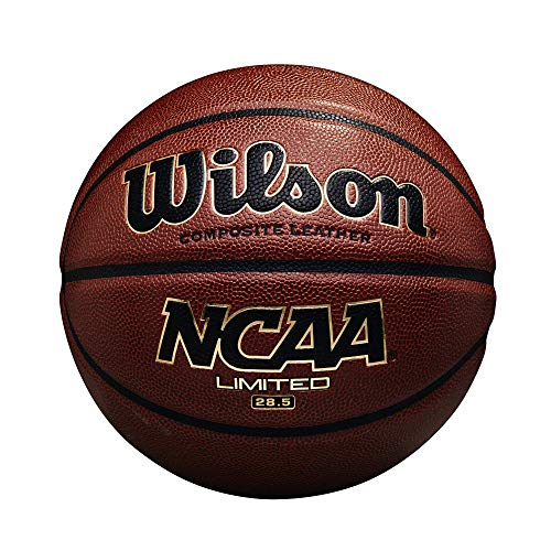 "Wilson NCAA Limited Basketball, Intermediate - 28.5"""