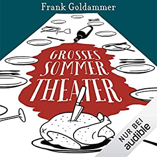 Großes Sommertheater                   By:                                                                                                                                 Frank Goldammer                               Narrated by:                                                                                                                                 Reinhard Kuhnert                      Length: 5 hrs and 57 mins     Not rated yet     Overall 0.0