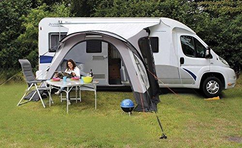 Zelte Vorzelte für Wohnwagen Ganz Neu im Sortiment Milano Air