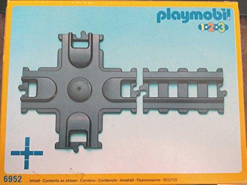 PLAYMOBIL 6952 cruce 1.2.3.