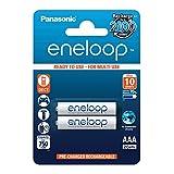 Panasonic Eneloop SY3052678 - Pack 2 pilas recargables, AAA