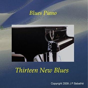 Thirteen New Blues