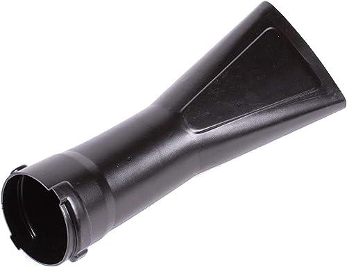 high quality Husqvarna 502444001 Lawn Mower Redmax Flat Nozzle OEM Replacement Part, online popular Black sale