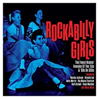 Rockabilly Girls [Import]