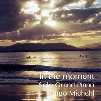 In the Moment:  Solo Grand Piano