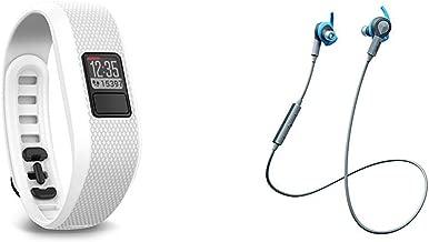 Vivofit 3 with Jabra Bluetooth Headphones