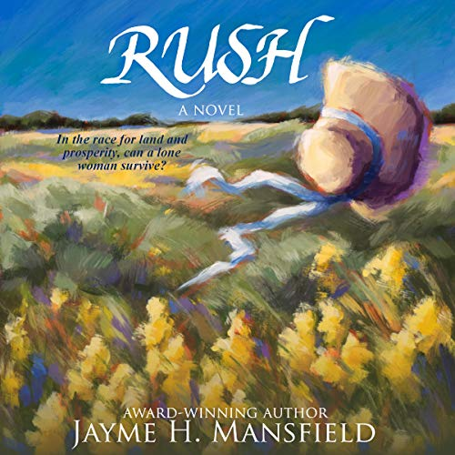 Rush audiobook cover art