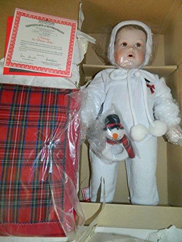 Ashton-Drake Galleries NICHOLAS Winter Baby Collectors Porcelain Doll 2000
