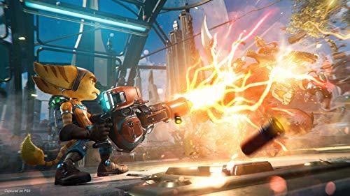 51FzipyuVyL - Ratchet & Clank: Rift Apart Launch Edition - Playstation 5
