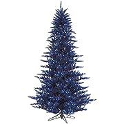 Vickerman Dark Fir Pre-lit Christmas Tree