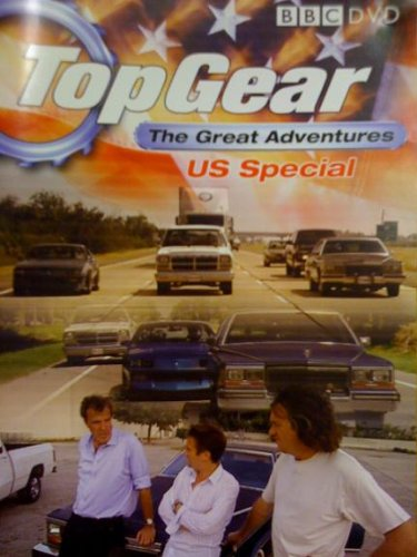 Photo of Top Gear: The Great Adventures (US Special)