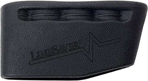 LimbSaver AirTech Slip-On Recoil Pad, Small, black (10550)