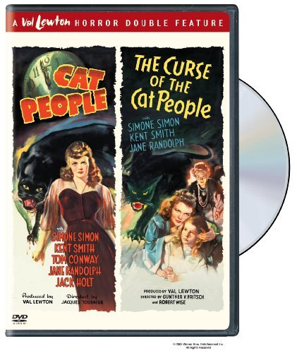 Cat People / The Curse of the Cat People (Horror Double Feature) by Turner Home Entertainment