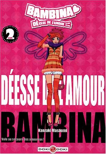 Bambina, déesse de l'amour - Tome 2