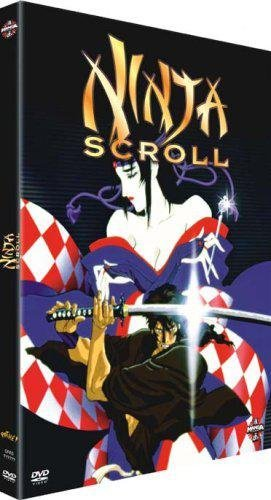 Ninja Scroll [DVD] [Reino Unido]: Amazon.es: Yoshiaki ...