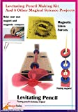 Fascinating science kit. Contains all required material and assembly instructions. Brings Conceptual clarity. Help students to understand working of magnetic force, tracing of magnetic lines, making temporary magnet. Joyful and meaningful educational...
