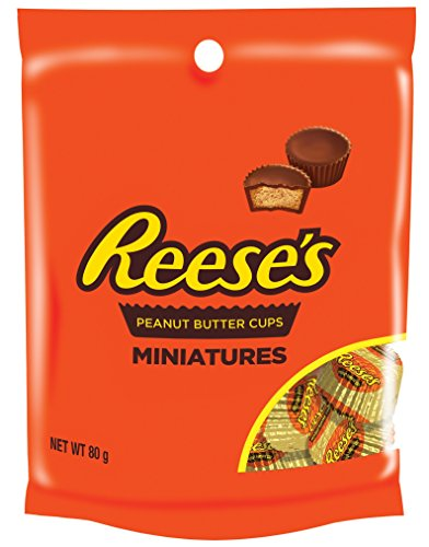 Reese's Miniatures Peanut Butter Cups 80g