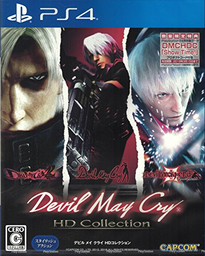 """PS4 Devil May Cry HD Collection (cantidad limitada oferta especial """"PS4  Superb Theme, dmchdc"""" Show Time…."""