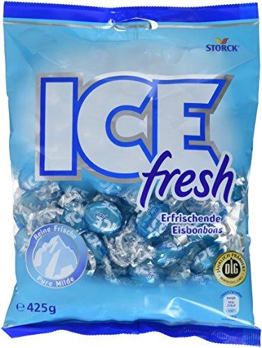 Ice Fresh – (15 x 425g Beutel) – Erfrischende Eisbonbons für ein kühlendes Frische-Erlebnis auf der Zunge