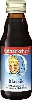 Rotbäckchen 补铁营养果汁 经典mini装 24瓶  (24 x 125 ml)