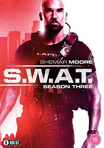 S.W.A.T. - Season 3 [Reino Unido] [DVD]
