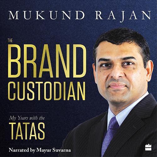 The Brand Custodian cover art
