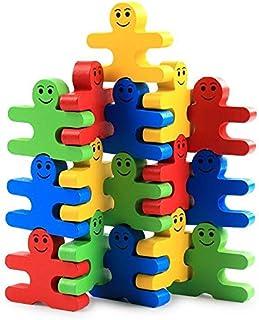 جديد الإبداعية خشبية الكرتون الرصيد الغريبة كتل-لغز الأطفال خشبية رياض الأطفال التعليم المبكر اللعب
