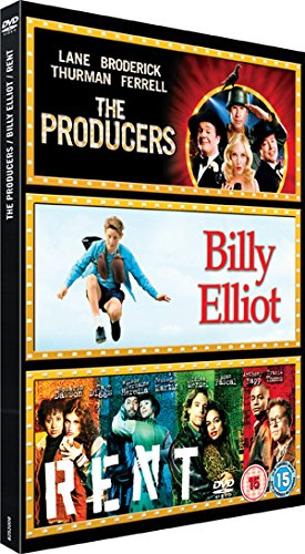 The Producers/Billy Elliot/Rent [UK Import]