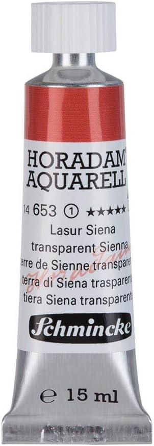Schmincke Horadam Artists Watercolours [Alternative dealer] Transparent Free shipping on posting reviews T Sienna 15ml