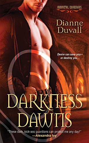 Darkness Dawns (Immortal Guardians series Book 1) (English Edition)