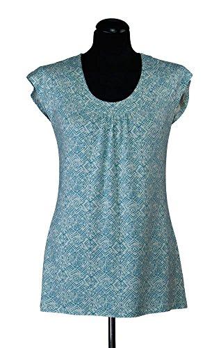 Schnittquelle Damen-Schnittmuster: Shirt Salerno (Gr.42) - Einzelgrößenschnittmuster verfügbar von 36 - 52