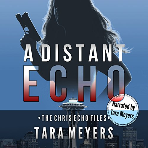 A Distant Echo audiobook cover art