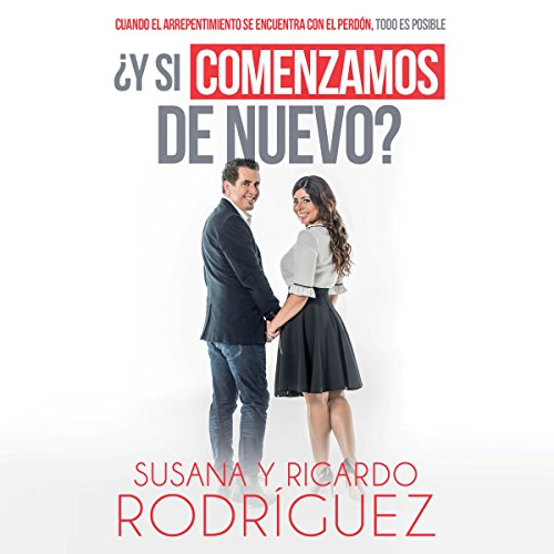 Y si comenzamos de nuevo? [And if we start again?] audiobook cover art