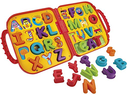 Sesame Street Elmo On the Go Letters