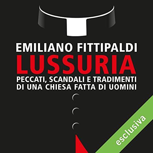 Lussuria audiobook cover art