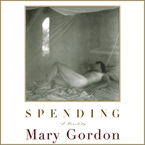 Spending audiobook cover art