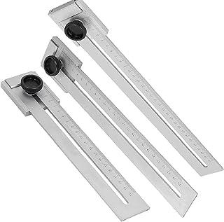 انزلاق خط مسطرة النجارة الموازية أداة قياس لآلات النجارة وظائف 0-250 ملليمتر أدوات DIY العملية