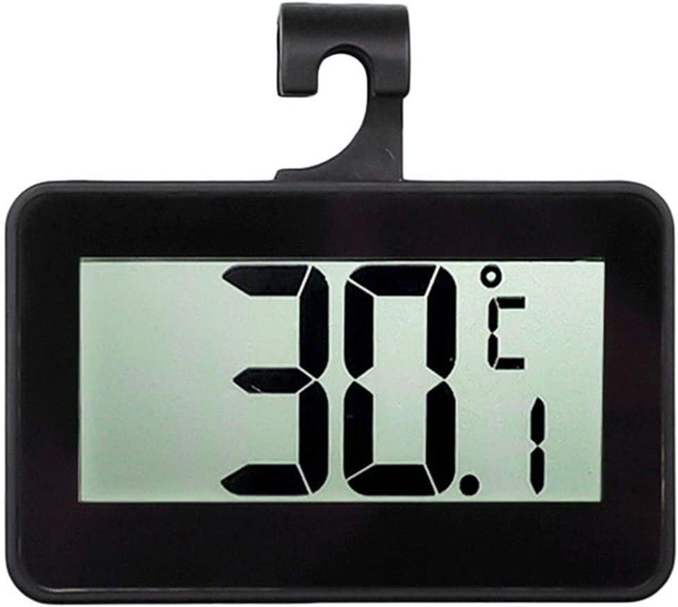 Online limited product Meichoon Refrigerator Thermometer Digital Screen Inventory cleanup selling sale Fridg Precision