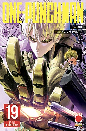 One-Punch Man. La fine del cavolo cinese (Vol. 19)