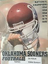 Oklahoma V Oklahoma State -1985 |