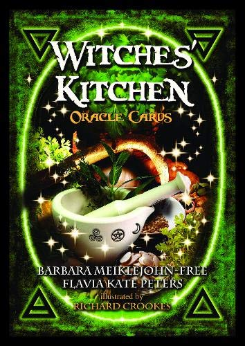 Nemesis Now Witches Kitchen Oracle Cards