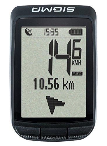 Sigma Sport 03200 Ciclocomputador, Negro, Talla Única